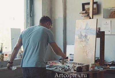 Художник Дмитрий Ермолов