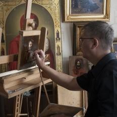 Реставрация икон, Шумайлов Д.А.