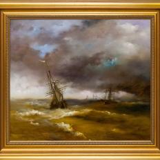 Купить копии картин известных художников.