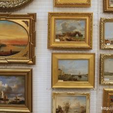 """Наши картины в галерее """"Мир картин"""" г. Санкт-Петербург"""