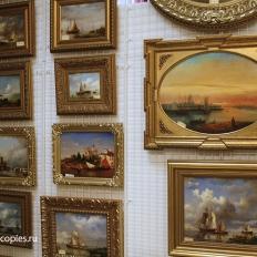 """Наши картины в галерее """"Мир картин"""""""