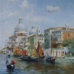 "Шумайлов Д.А. ""Гранд Канал, Венеция"""