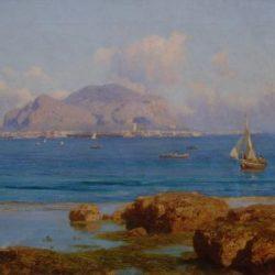 Francesco Lojacono (Italian, 1841-1915) копии картин известных художников