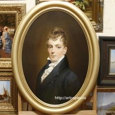 Копия картины «Портрет графа И. И. Воронцова-Дашкова»