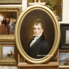 «Портрет графа И. И. Воронцова-Дашкова»