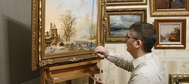 копии картин голландской живописи