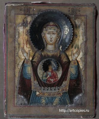 икона до реставрации