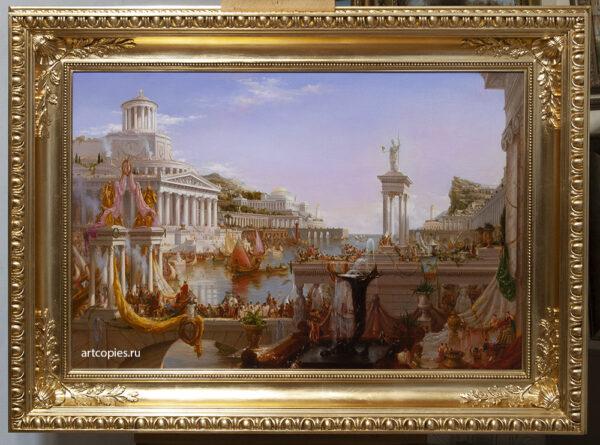 Kopiya kartini Rascvet imperii_ Tomas Koul